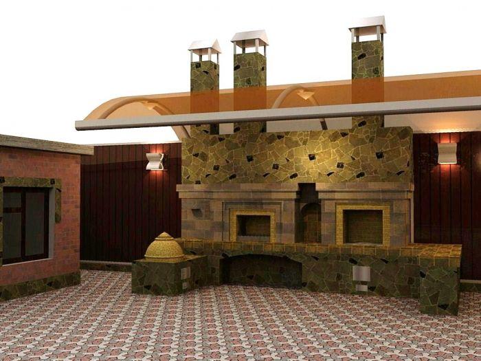 Дизайн отделки домов
