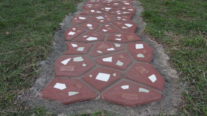 Формы для заливки бетона для дорожек купить бетон м200 гравий